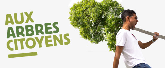 Aux arbres citoyens formulaire